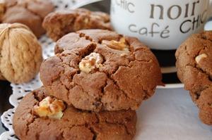 Cookies sans gluten et sans oeufs - gluten-et-alternative.fr Doriane
