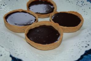 Tartelettes sans gluten et sans oeufs - gluten-et-alternative.fr - Doriane