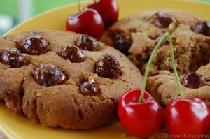 Cookies sans gluten et sans oeufs - Doriane gluten-et-alternative