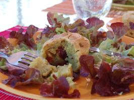 Cakes aux patates douces sans gluten sans oeufs - DORIANE